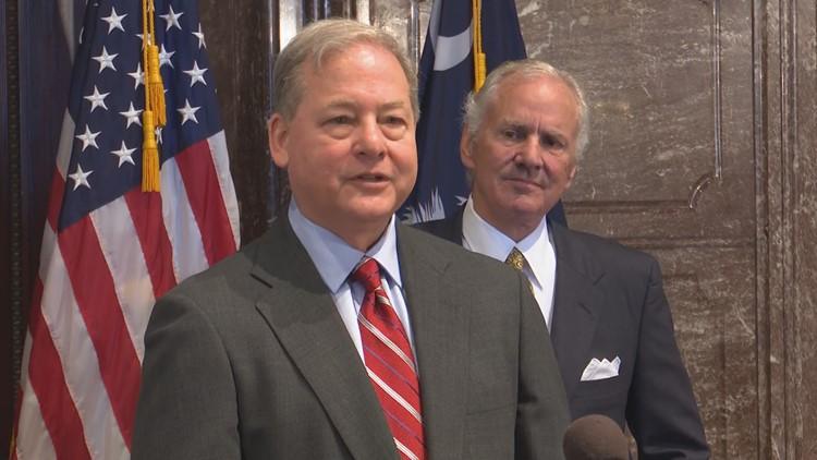 SC Governor McMaster nominates new Secretary of Commerce