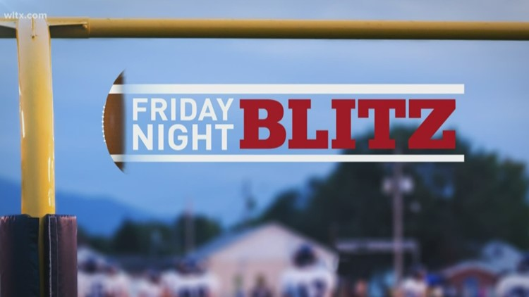 Friday Night Blitz: Week Two scores and highlights