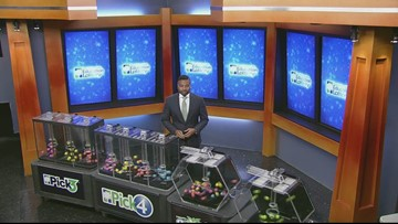 Evening Lottery Results Sept 9, 2019