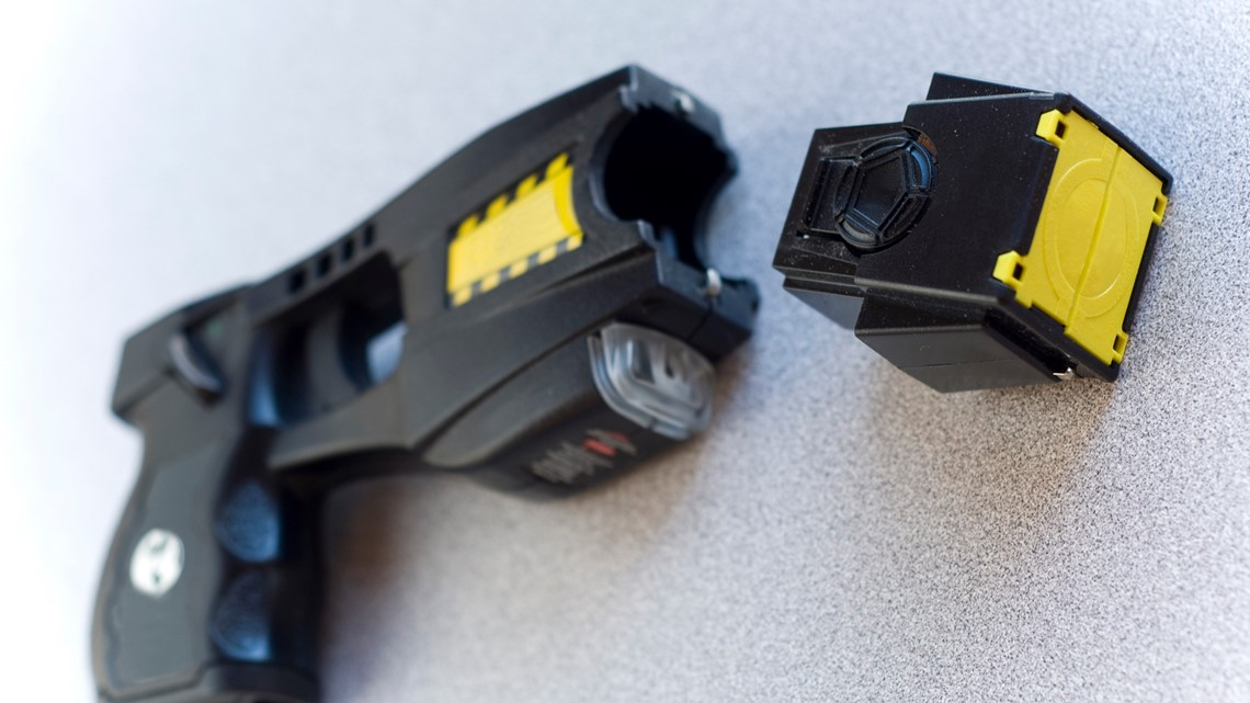 Use of Taser at Sumter school under review