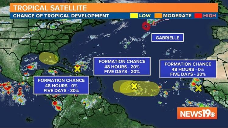 September 10 Tropics
