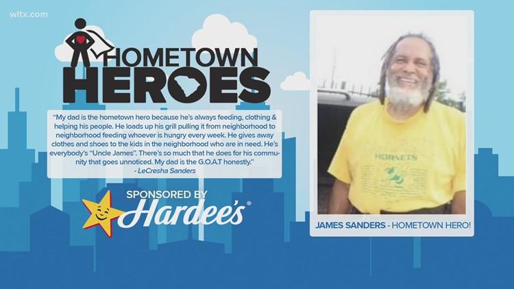 Hometown Hero: James Sanders