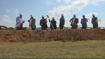 New industrial site breaks ground in Orangeburg