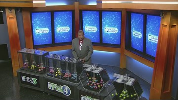 Evening Lottery Results Jan 15, 2019