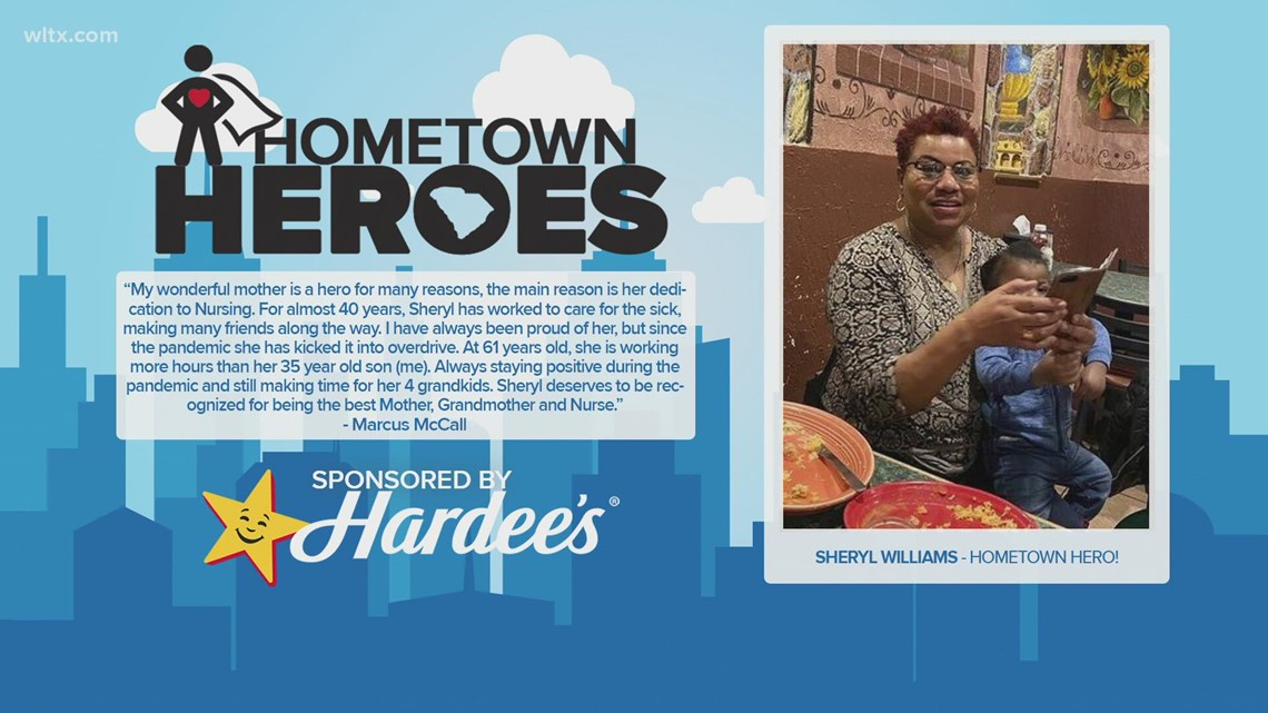 Hometown Hero: Sheryl Williams