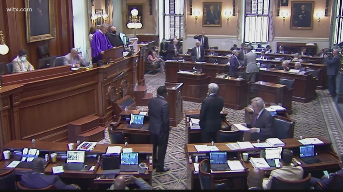 SC House budget: Raises for public workers; no vaccine lottery
