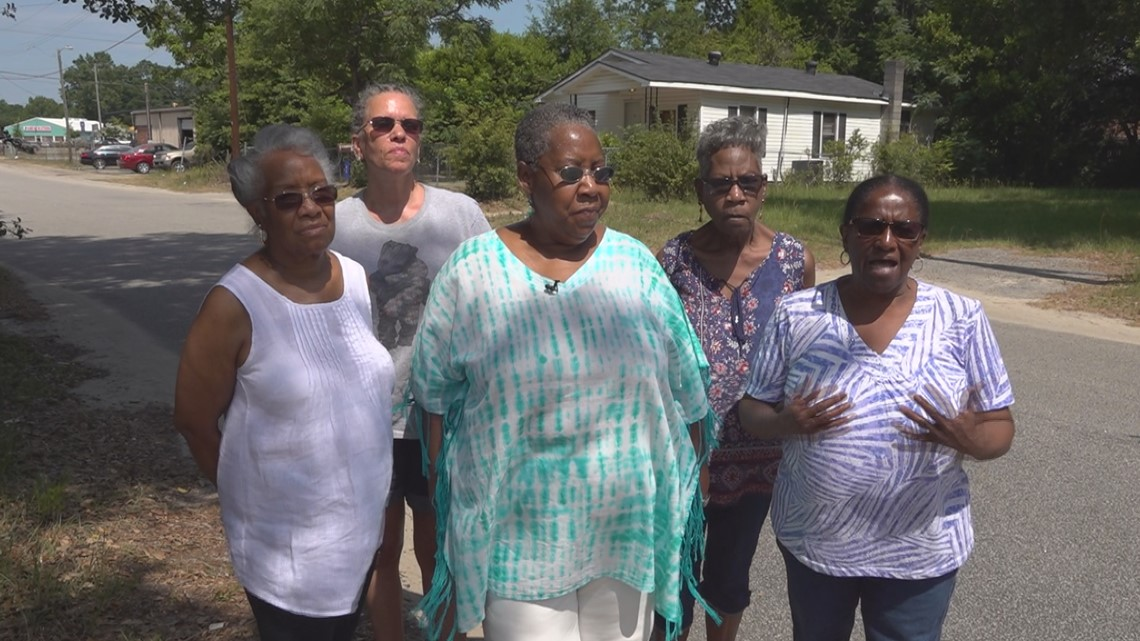 Community group working to improve south Sumter