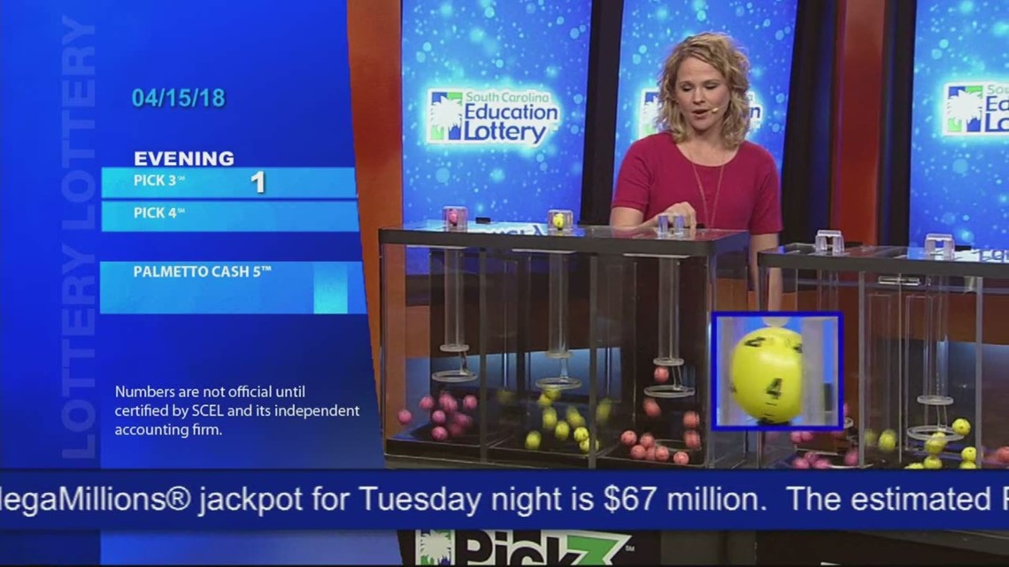 Evening Lottery Results April 15, 2018