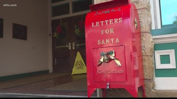 Letters to Santa in Sumter