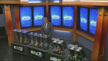 Evening Lottery Results Nov 11, 2019