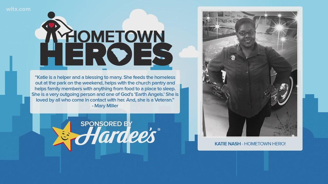 Hometown Hero: Katie Nash