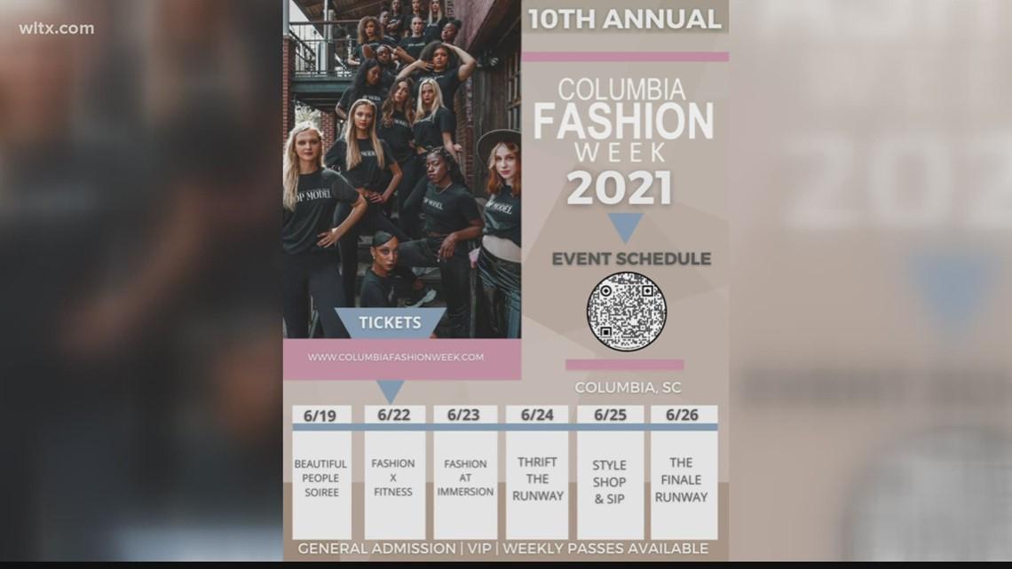 Columbia Fashion Week Celebrates Local Talent
