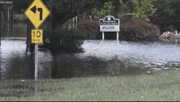 Flooding Continues in Horry County