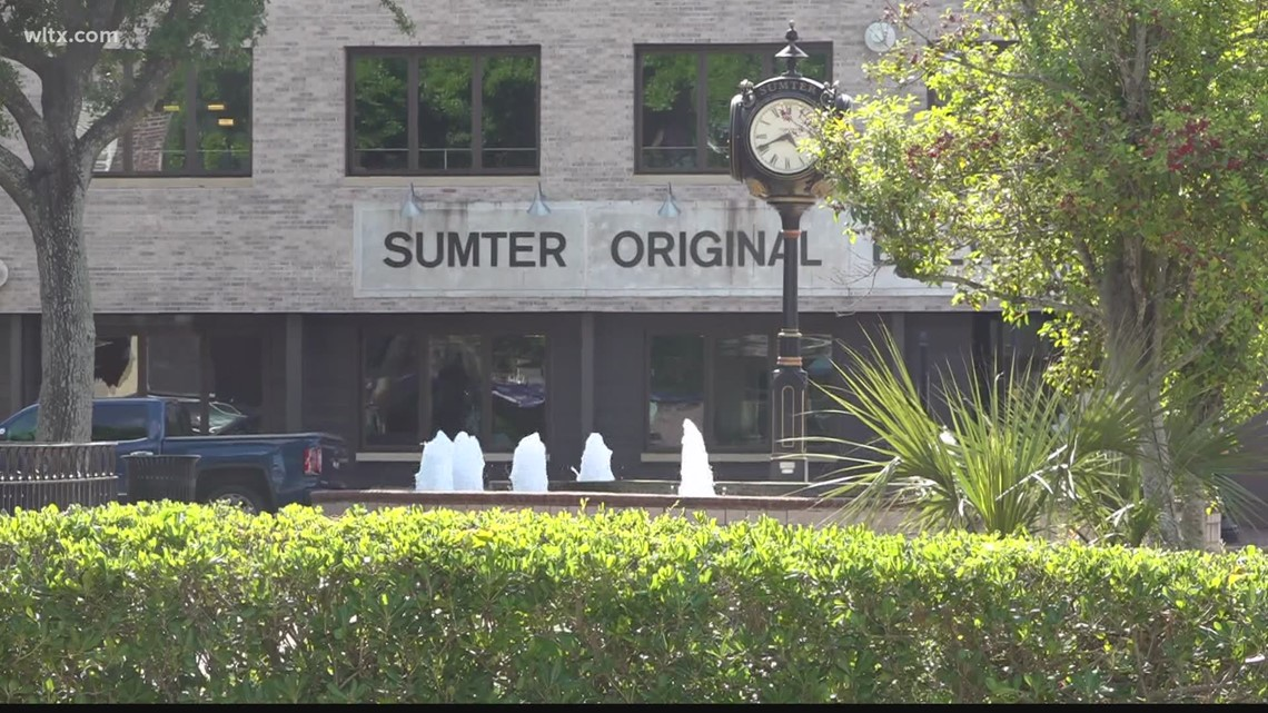 City of Sumter preparing to add multiple large-scale murals