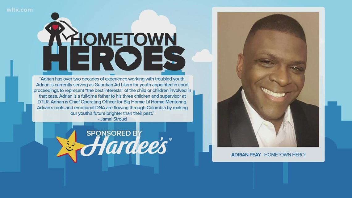 Hometown Hero: Adrian Peay