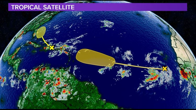 Tuesday Evening Tropics