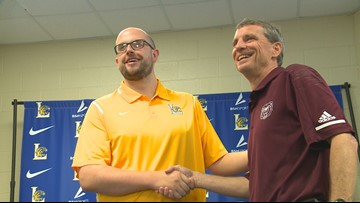 New Lexington basketball coach takes over for a legend