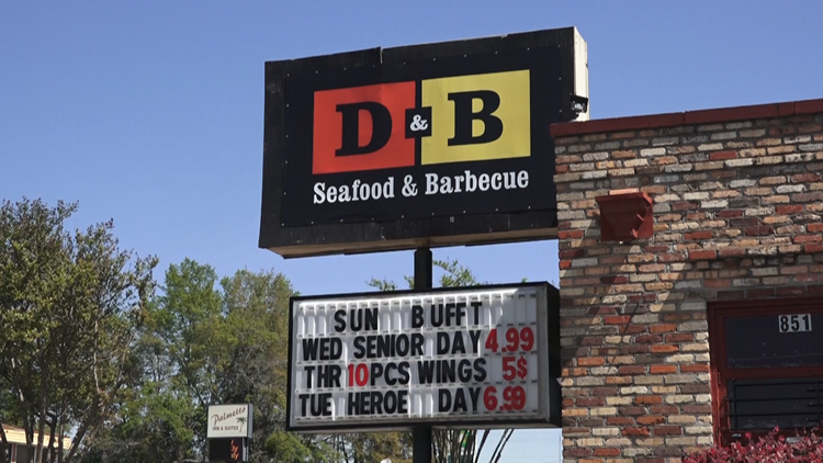 Many Orangeburg restaurants to welcome back Easter crowds