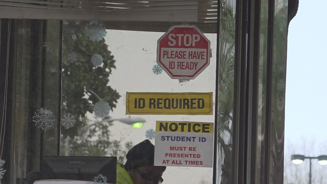 Security changes at SC State University