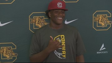 Another Conway Tiger is coming to USC