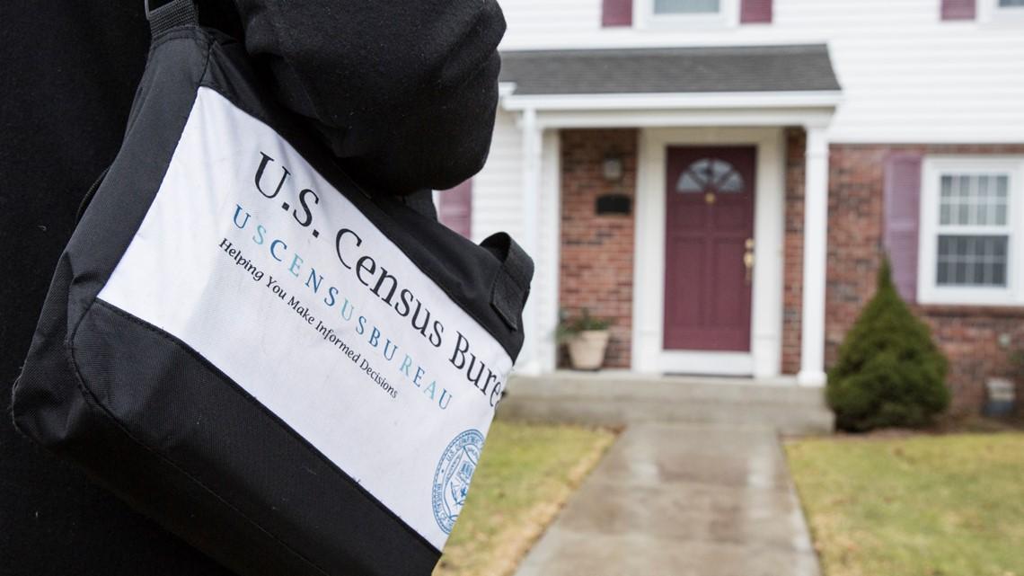 2020 Census hiring people in Irmo
