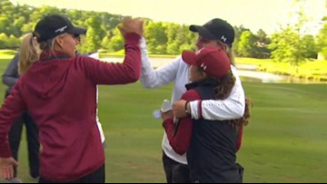 USC Is Back In The SEC Women's Golf Finals