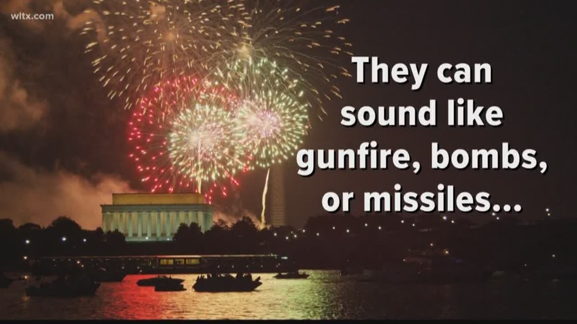 Image result for ptsd fireworks