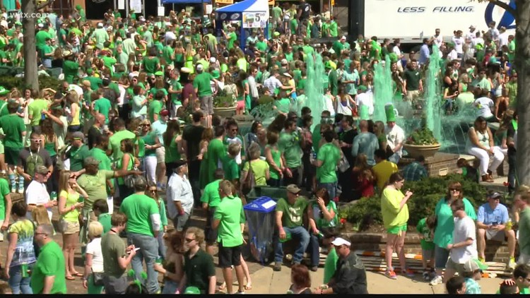 St. Pat's returns to Five Points in 2022