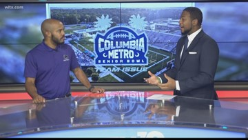 Ridgeview's Perry Parks Previews The Columbia Metro Bowl
