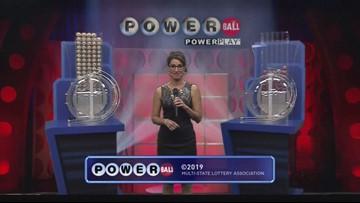 Power Ball July 13, 2019