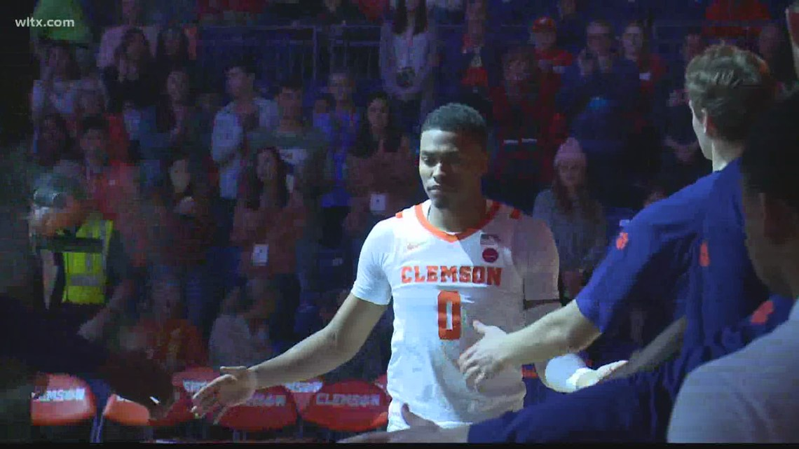 Clyde Trapp reflects on his Clemson career