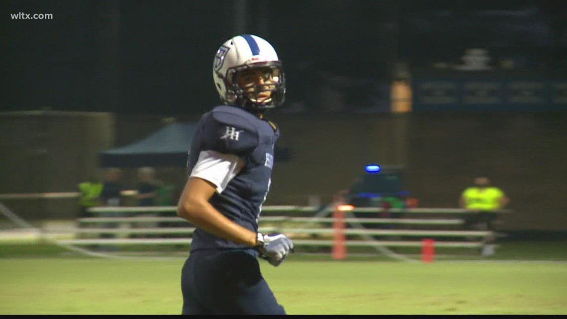Highlights from games at Heathwood Hall and River Bluff