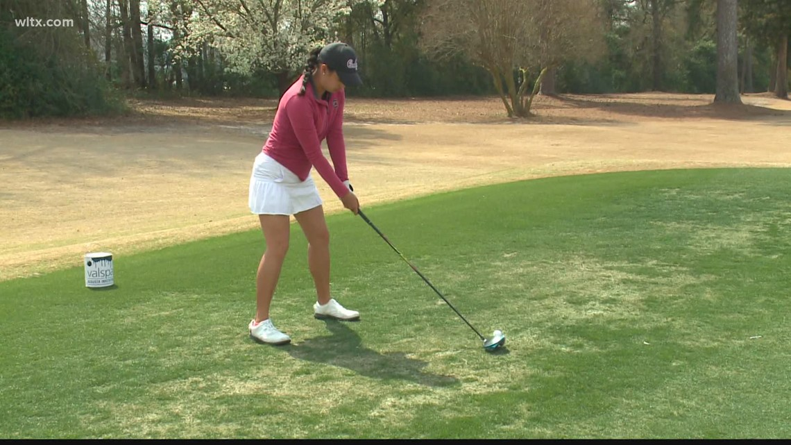 South Carolina women's golf team is the top seed in the NCAA Regionals