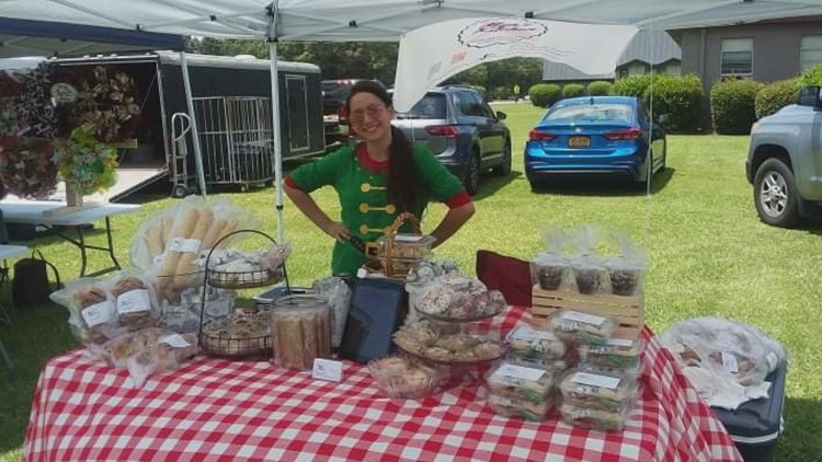 'Christmas in July' event brings holiday fun to Sumter Farmers Market