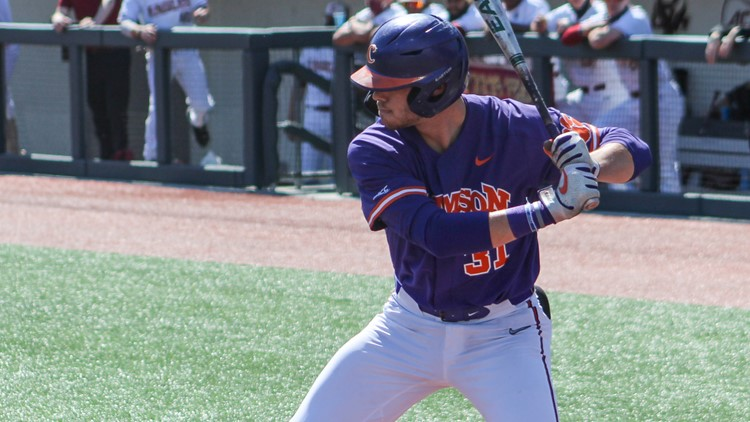Clemson sweeps Boston College with a pair of Saturday wins