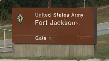 Ft. Jackson identifies soldier who died in training after medical emergency