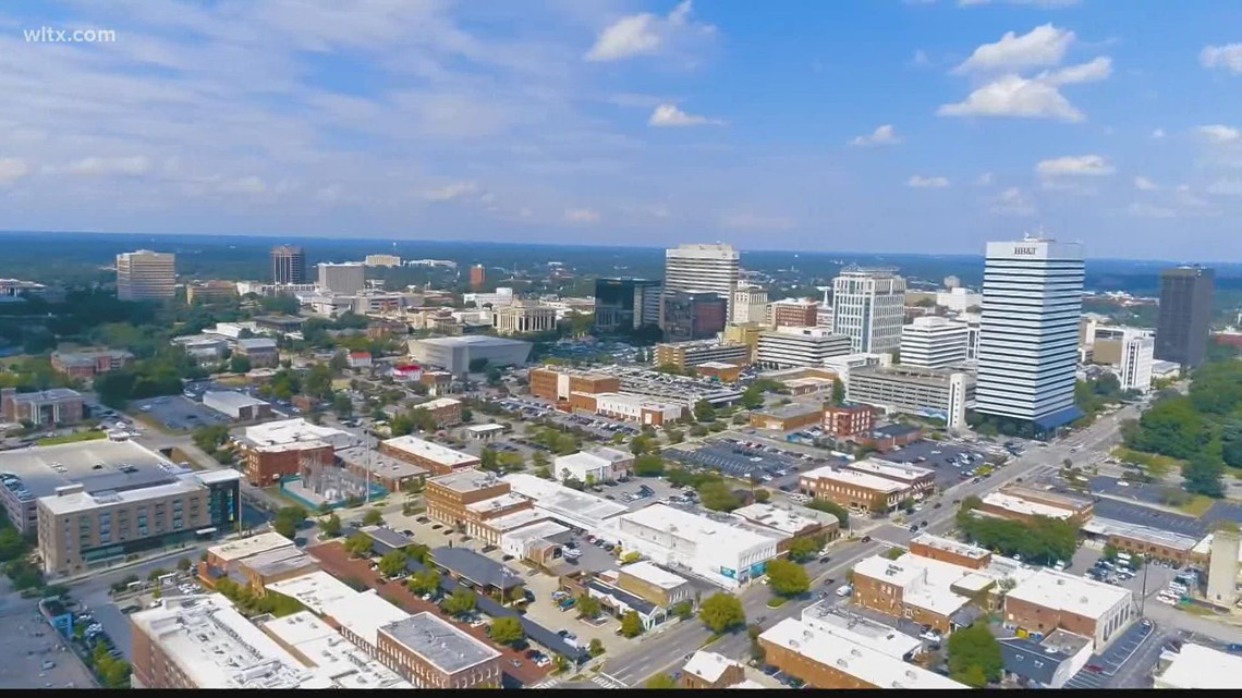 Mayor candidates for city of Columbia share their vision