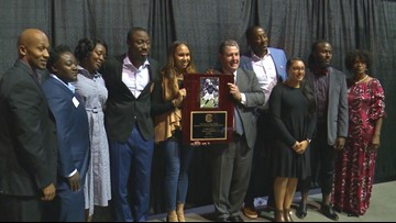 Newly inducted Hall of Famer Marcus Lattimore reflects on his journey