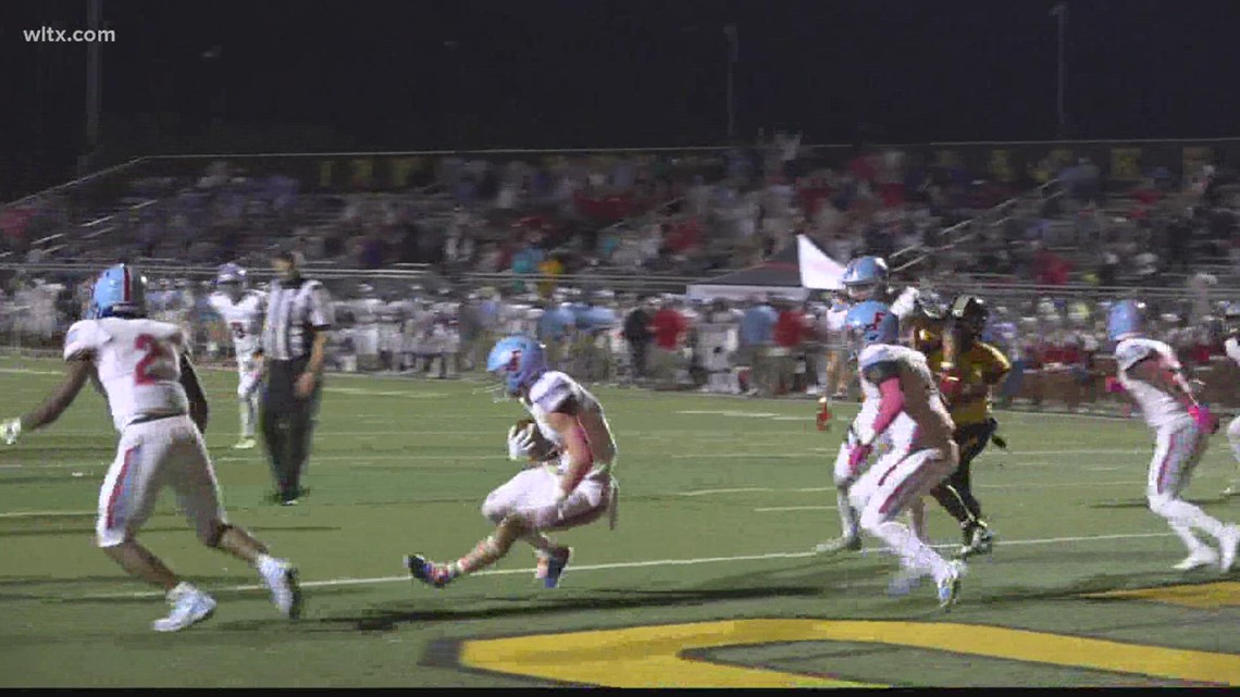Friday Night Blitz: October 15 scores and highlights (Part 1/2)