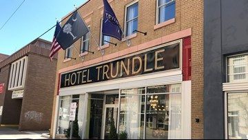 Midlands hotels starting to sell out for tournament weekend