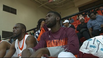 Claflin wins fourth straight with a Monday night victory over Johnson C. Smith