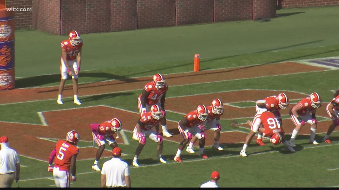 Dabo gets his punter for another year