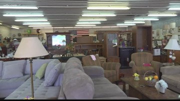 Habitat for Humanity store helps the community