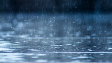 Nestor's rains come to an end in the Midlands