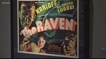 History of sci-fi and horror land at the Columbia Museum of Art