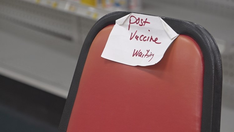 Empty chairs at Sumter pharmacy as Johnson & Johnson vaccine returns, but demand doesn't