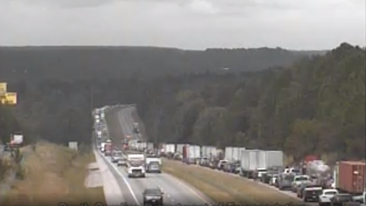 Driver killed in Thursday I-26 accident identified