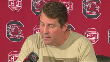 Will Muschamp Talks Senior Day, Team Improvements And Chattanooga