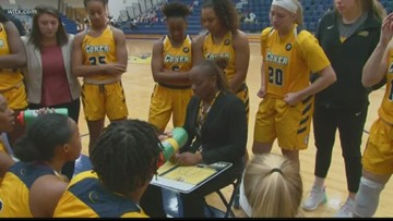 Shannon Johnson is in charge at Coker
