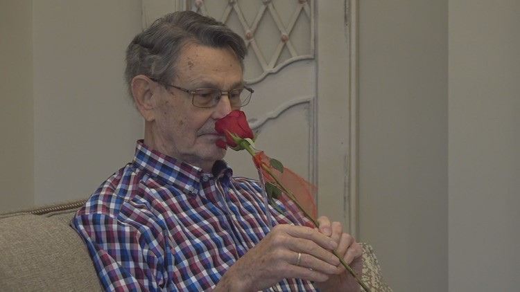 Seniors reminded they're loved this Valentine's Day